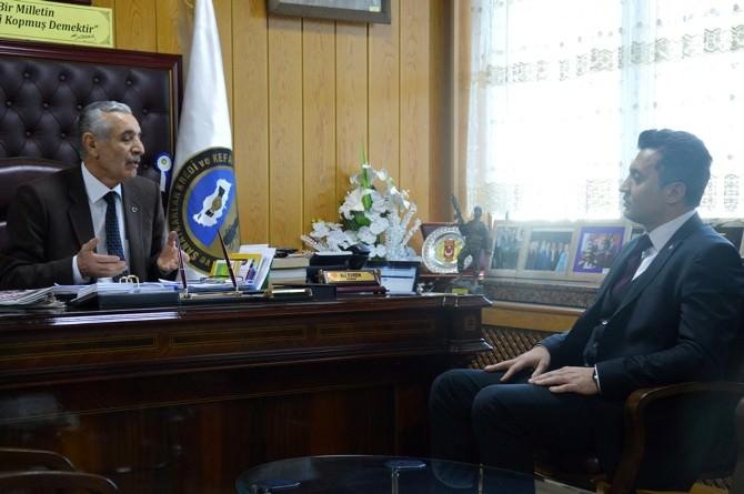 Hakan Kalkan: Malatya'nın Sorunlarına Çözüm MHP'de