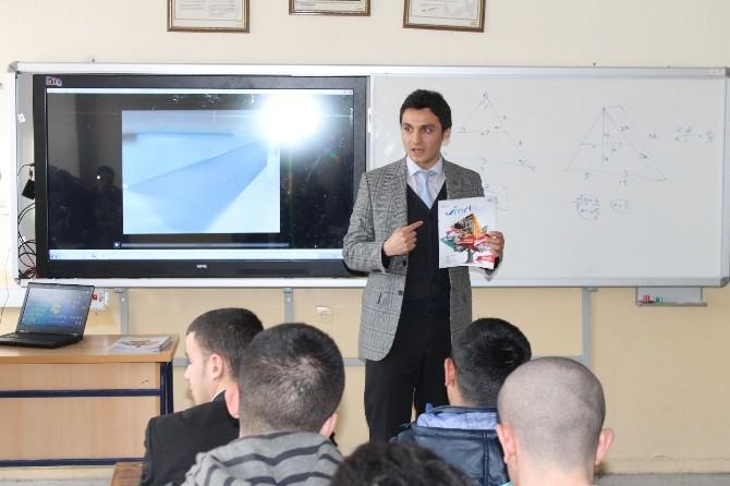 İŞKUR'dan Öğrencilere Seminer