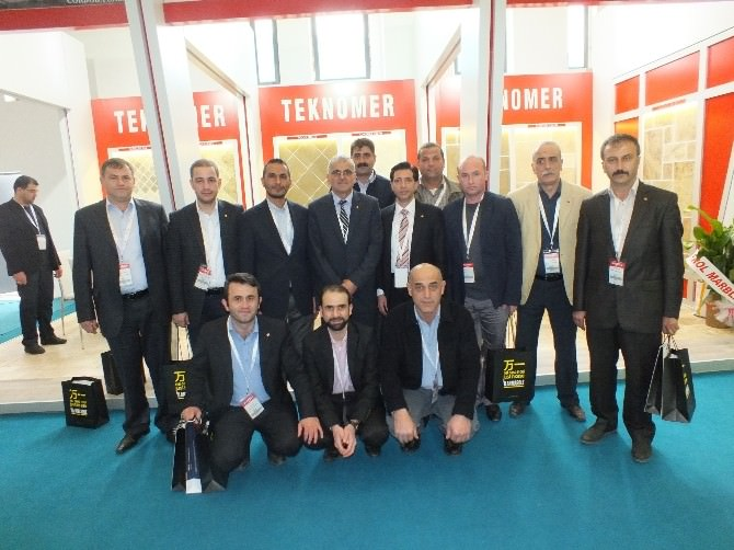 İzmir'deki Fuara Beyşehir'den 9 Firma Katıldı
