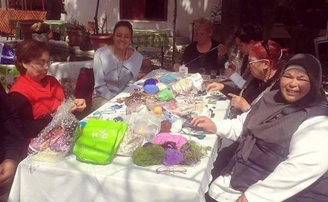 Köyceğiz'den Ankara'ya 1000 El Emeği