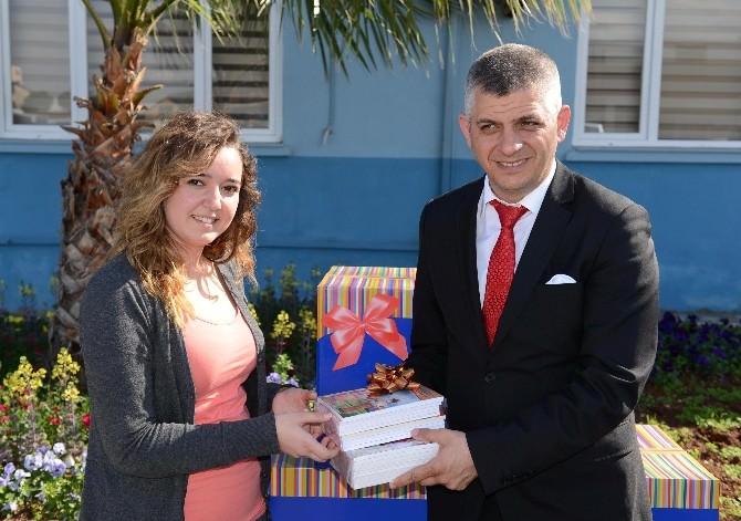 Büyükşehir Şoförleri Öğrenciler İçin 870 Kitap Topladı