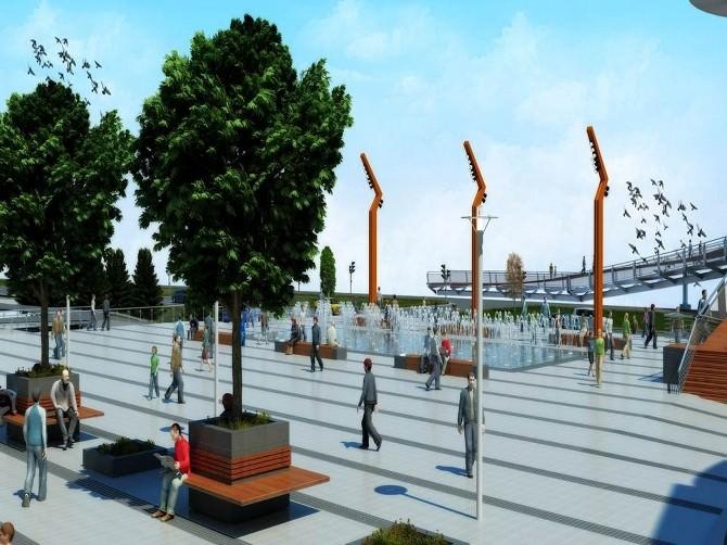 Fatsa Yeni Cumhuriyet Meydanı Projesi Hayata Geçiyor