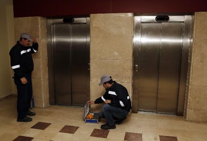 Şahinbey Belediyesi İle TSE Arasında Asansör Protokolü İmzalandı