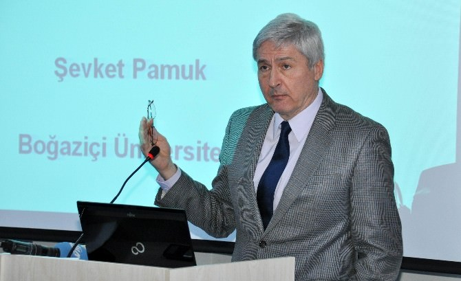 NEÜ'de Türk Ekonomisinin 200 Yılı Değerlendirildi