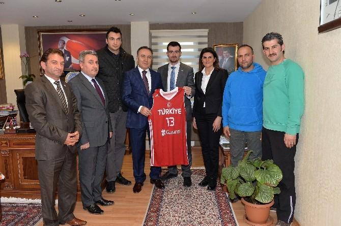 Erzurum'da Basketbol Şöleni