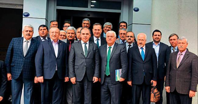 AK Parti, A takımını kurdu