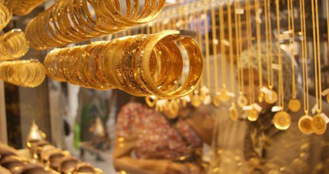 Altın fiyatları kritik eşiğin üzerine çıktı