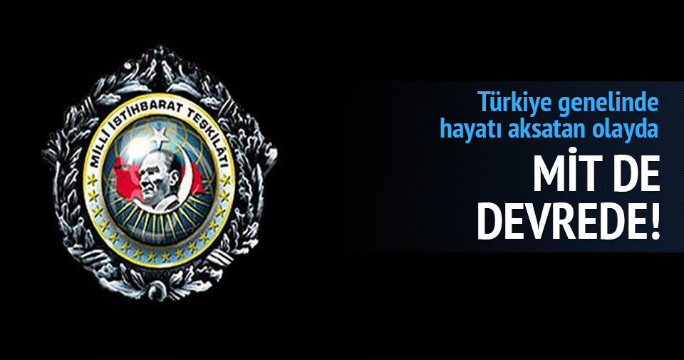 Elektrik krizinde MİT'in siber ekibi devrede