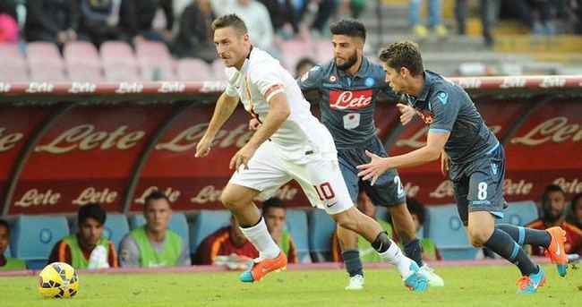 Roma – Napoli İtalya Serie A maçı ne zaman saat kaçta hangi kanalda?