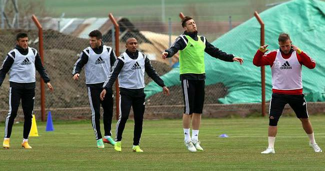 Sivasspor, Eskişehirspor'a hazır