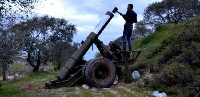 Muhalifler Esed'e saldırı başlattı