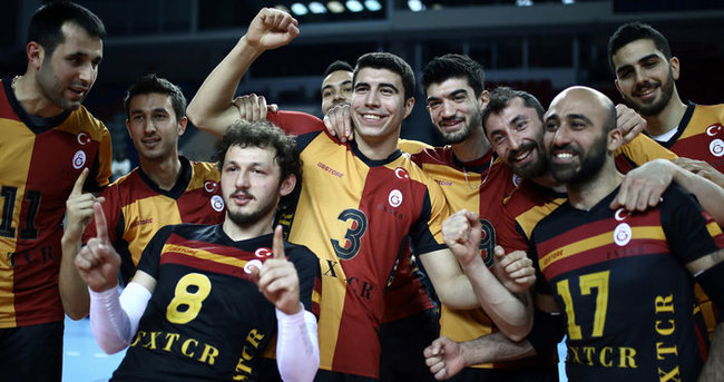 Filede derbi Galatasaray'ın
