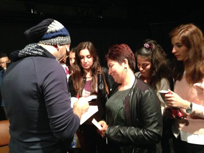 Yazar Erdal Demirkıran, Alanya'da Sevenleriyle Buluştu