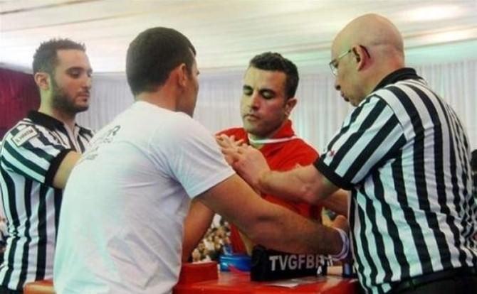 Eskişehirli Bilek Güreşçileri 23 Madalya İle Döndü