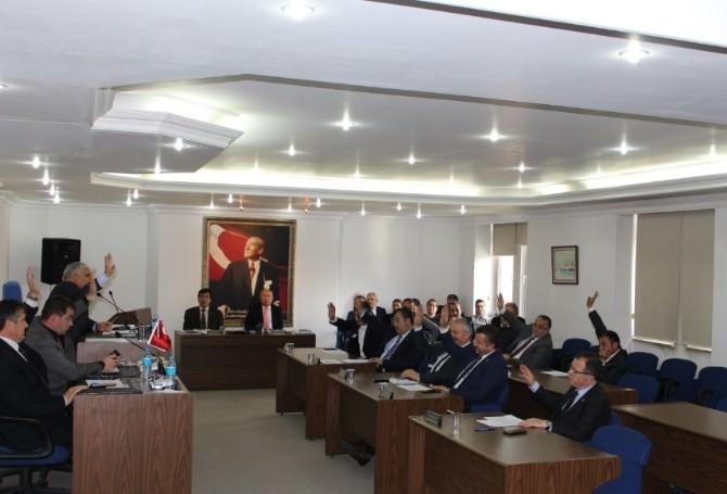 Bartında İl Genel Meclis Nisan Ayı Toplatısı Yapıldı