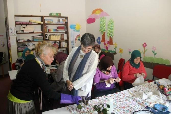 Çydd'den Soma'da Sosyal Proje