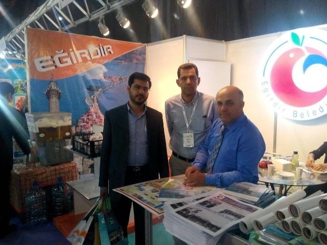 Eğirdir Belediyesi Antalya Anfaş City EXPO'da