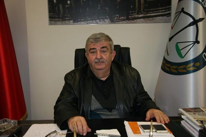 Baro Başkanı Fazlıağaoğlu'nun 5 Nisan Avukatlar Günün Mesajı