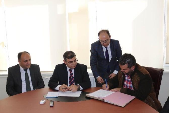 Beyşehir OSB'ye Suudi Arabistanlı İşadamından Mermer Fabrikası Yatırımı