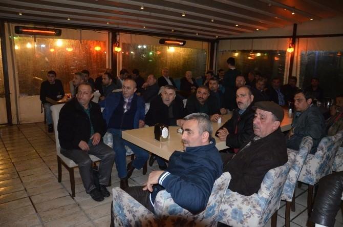Bostancıoğlu Kooperatif Başkanlığına Aday