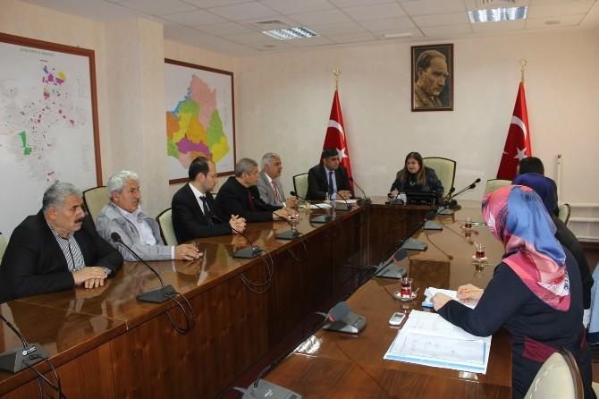 Erişilebilirlik İzleme Ve Denetleme Komisyon Toplantısı Yapıldı