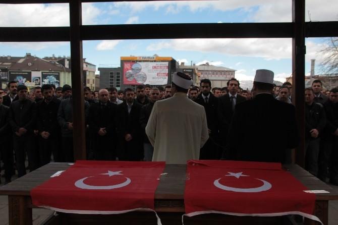 Savcı Kiraz İçin Erzurum'da Gıyabi Cenaze Namazı