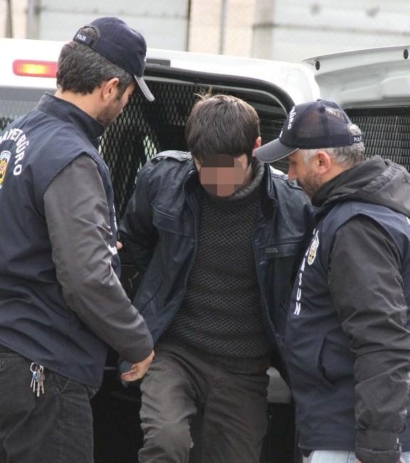 Sevgiliye Tutuklama