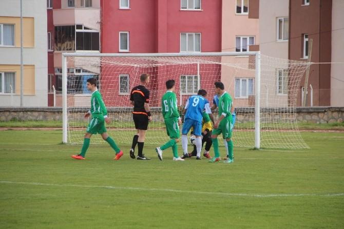 U-17 Türkiye Şampiyonası 1. Kademe Futbol Grup Müsabakaları