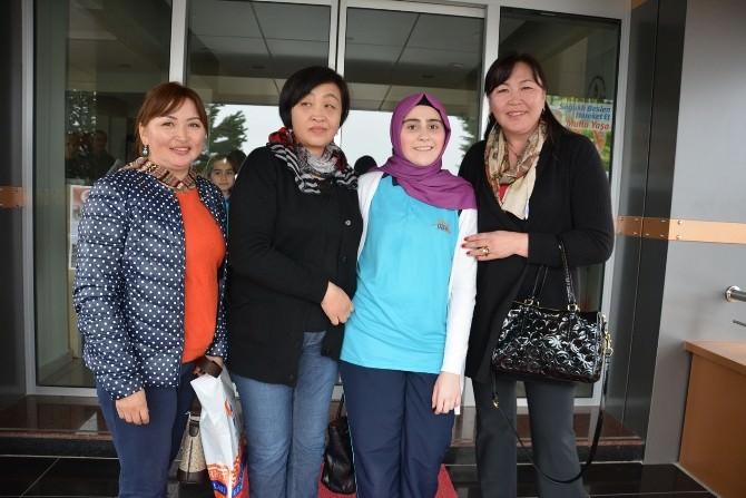 Ülkelerarası Okul Aile Birliği Ziyareti