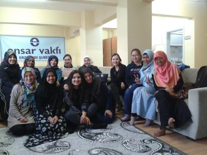 Yöresel Lezzetler Uluslararası Öğrencilerin Damağında