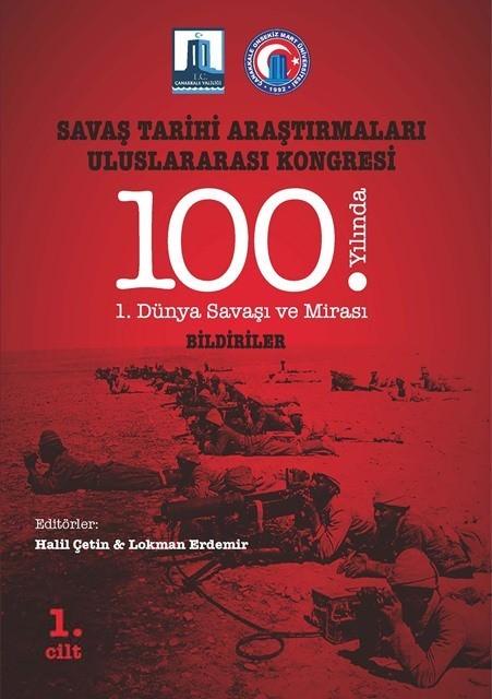 Savaş Tarihi Araştırmaları Uluslararası Kongresi Kitabı Çıktı