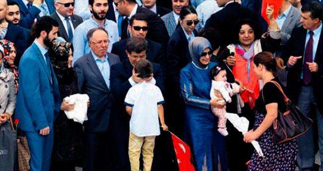 Yılın siyasi fotoğrafı Ali Ekeyılmaz'dan