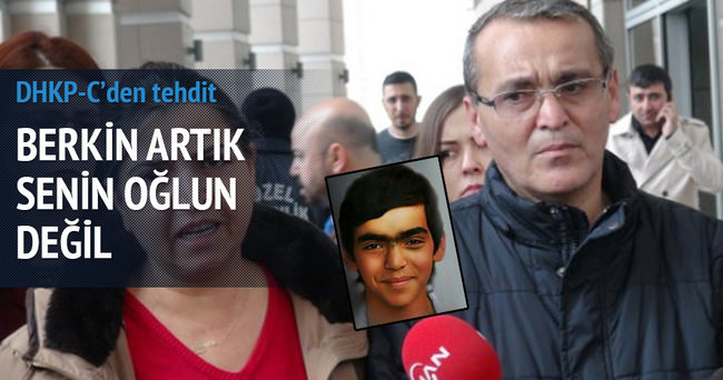 DHKP-C Berkin Elvan'ı rehin aldı