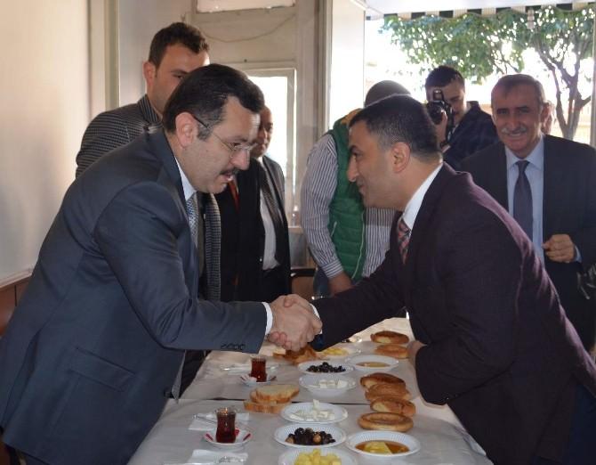 AK Parti Ortahisar İlçe Başkanı Temel Altunbaş: