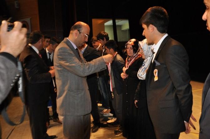 Anadolu İmam Hatip Liseleri Arası Arapça Yarışması Düzenlendi