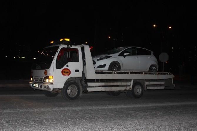 Kayseri'de Kaza: 1 Ölü