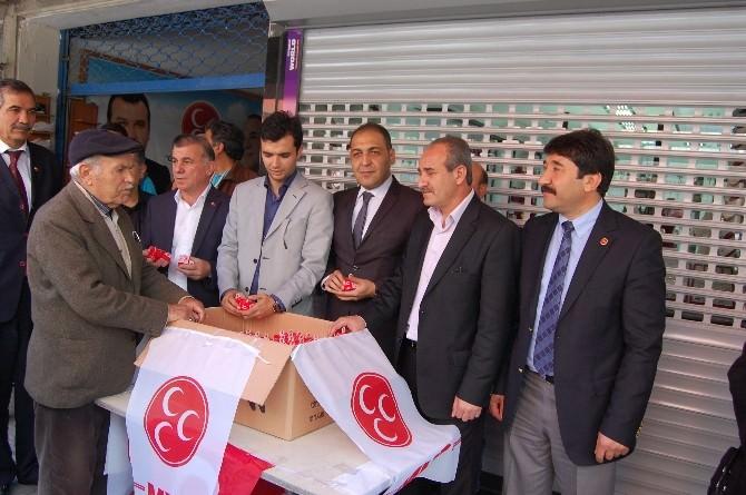 Alparslan Türkeş Ceyhan'da Anıldı