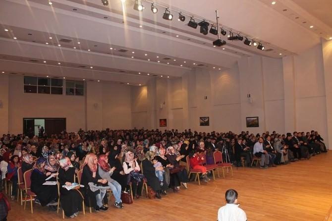 Muş Lale-der Konferans Düzenledi