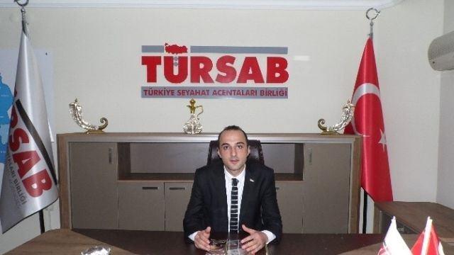 TÜRSAB Kuzeydoğu Anadolu Genel Sekreteri Emre Durmazpınar