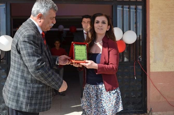 Viranşehir'de, Fen Bilimler Laboratuvarı Açıldı