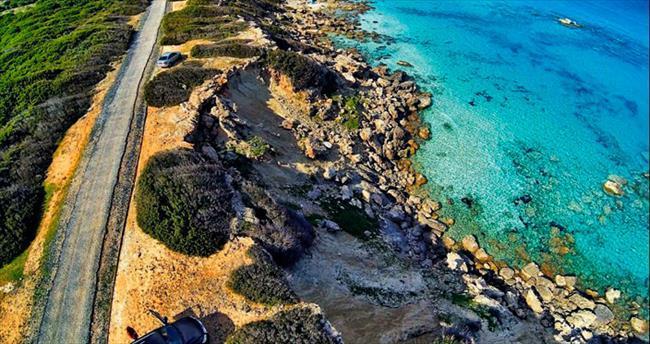 Kıbrıs'ı bir de böyle gezin