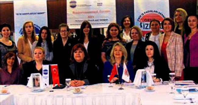 Yunan iş kadınları İzmir'i beğendi