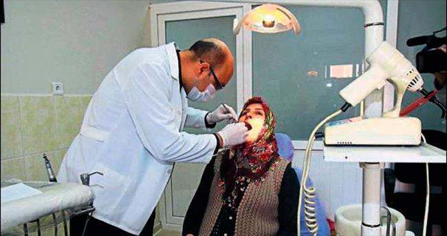 Bayraklı'da 6. diş polikliniği açıldı