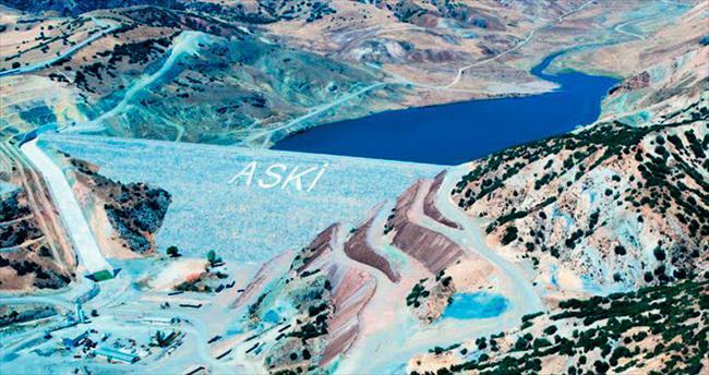 Ankara'nın suyu 2 yıl kesilmeyecek