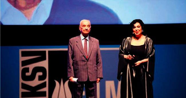 Türk Sineması'nın beş emektarına onur ödülü