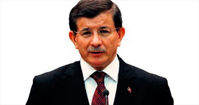 Başbakan Davutoğlu: Saldırıyı kınıyorum