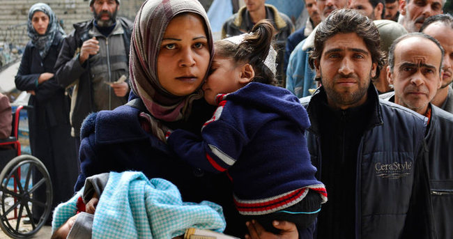 Hamas'tan acil Yermuk Kampı çağrısı