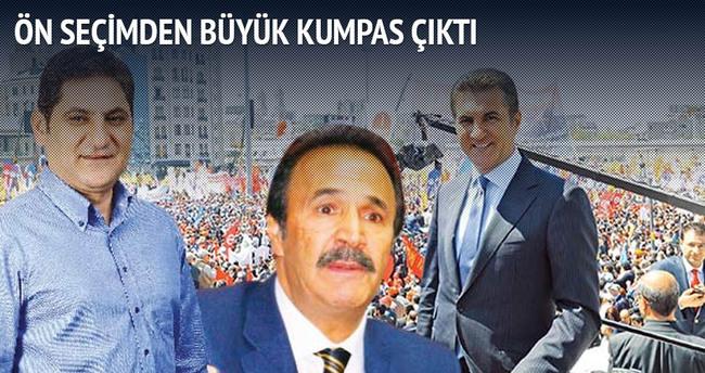 Seçimden bir gece önce Derbent'te liste kumpası
