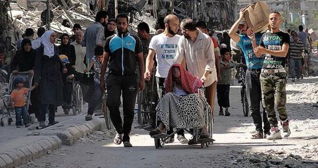Arap Birliği'nden Filistinli mültecilere yardım çağrısı