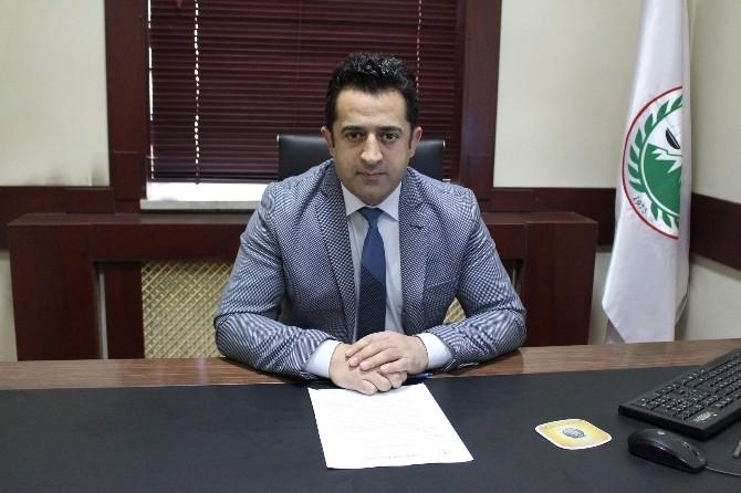 Ağrı Baro Başkanı Artuk'tan Avukatlar Günü Mesajı